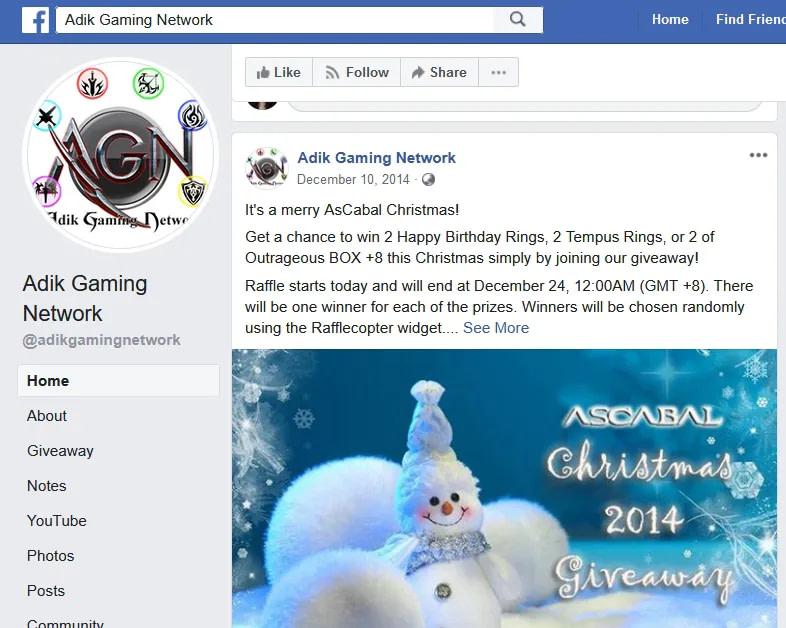 Adik Gaming Network